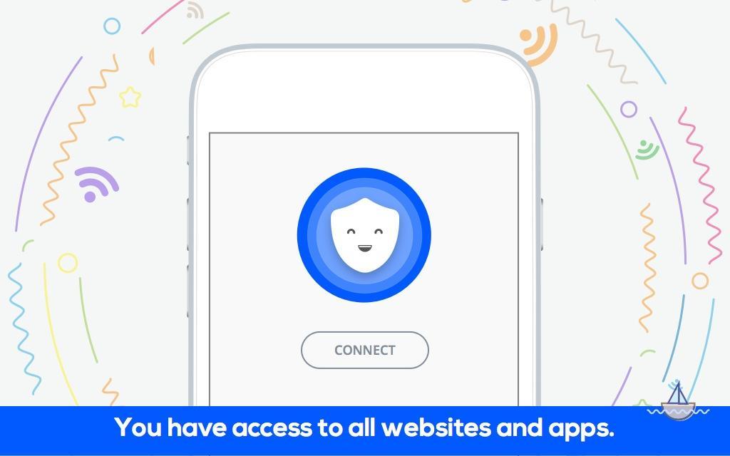 VPN для iPhone