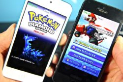 Nintendo ds на iphone